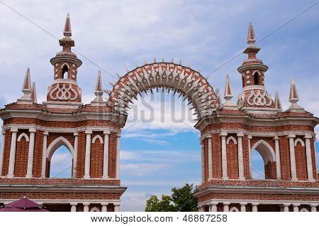 Tsaritsyno Gate
