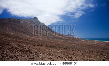 Southern Fuereteventura, Mountain Range