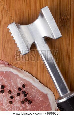 Martillo para la carne