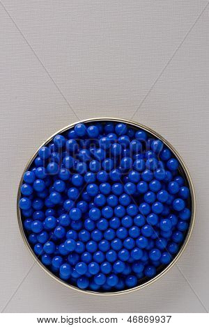 Balls Used For An Airgun
