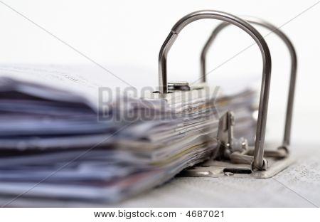 Arch Lever File