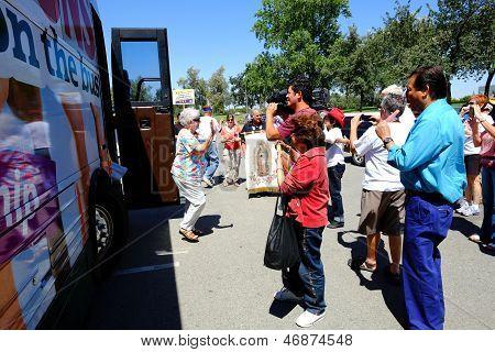 Nuns on a Bus