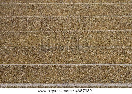 Brick Stairs.