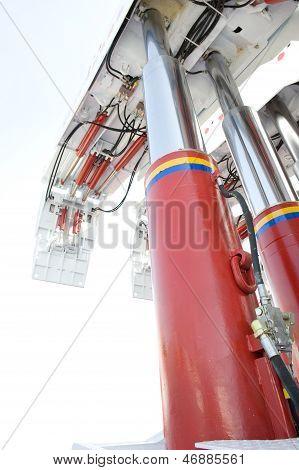 Hydraulic support