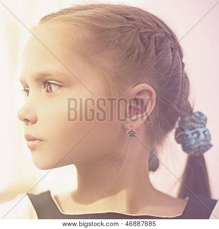 Schoolgirl In The Room