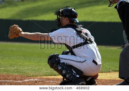 Beisebol - Catcher