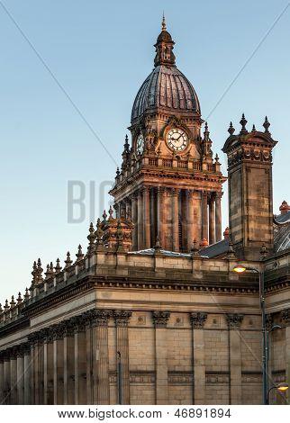 townhall leeds backview