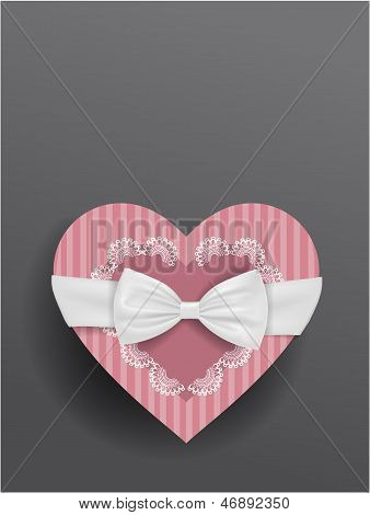 Girly boxe and bow