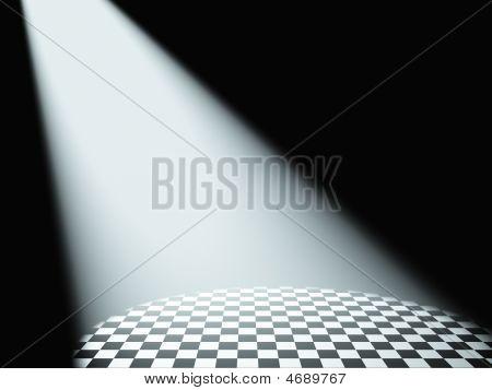 Volumetric White Light