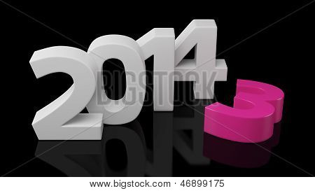 Change To Year 2014