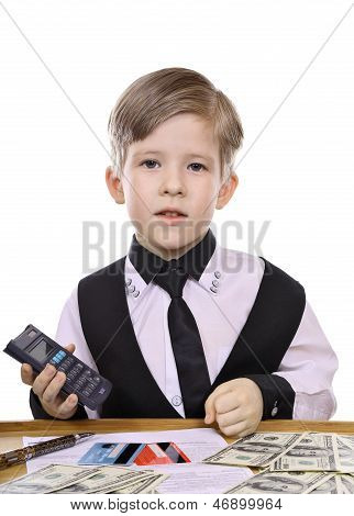 Child's Game - Banker, Financier