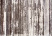 foto of woodgrain  - Closeup of distressed and weathered barn wood texture - JPG