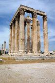pic of olympian  - Temple of Olympian Zeus  - JPG