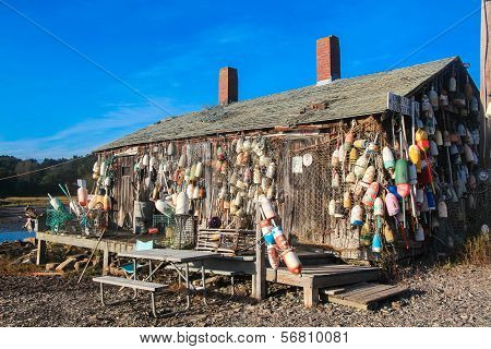 Lobster Trap Shack