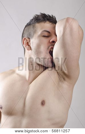 Sexy Youn Man