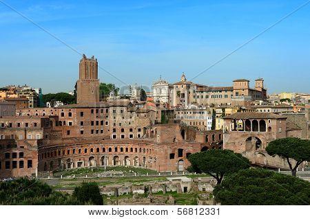 The Roman Forum (Foro Romano), Rome