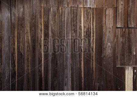 Old Grunge Wood Pattern