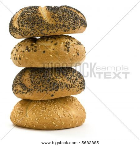 Stack Of Bread
