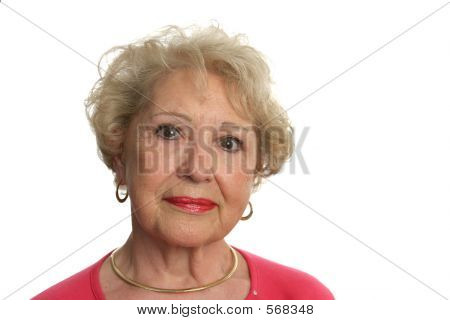 Beautiful Senior Woman
