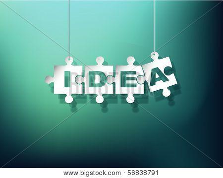 puzzle IDEA