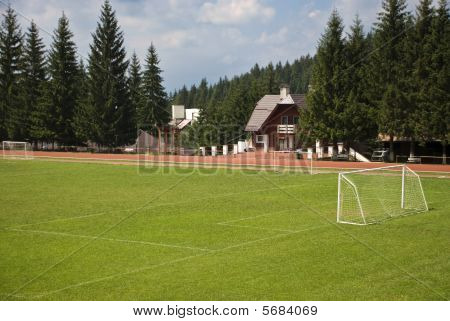 Sports Grounds In Mountains