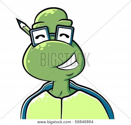 Nerdy Turtle