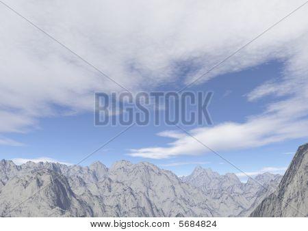 picos nevados