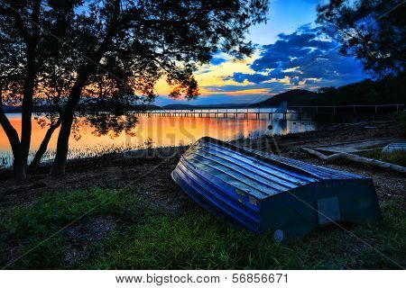 Beautiful Sunset Australia