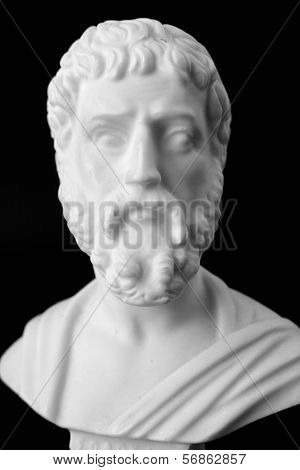 Sophocles (496 Bc - 406 Bc) Was A Greek Tragic Poet Of The Classical Era. Wrote About 120 Works, Of
