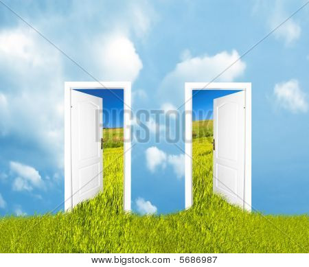 Doors To The New World