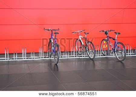 Holder For Bikes