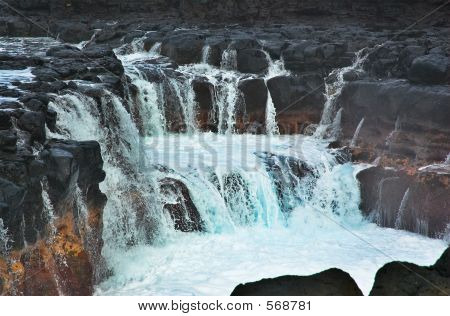 Two Dozen Waterfalls