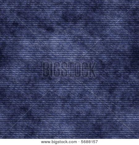 Seamless Blue Jeans Texture