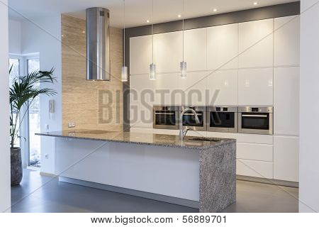 Designers Interior - Minimalist Kitchen