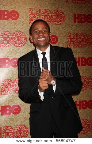 vLOS ANGELES - JAN 12:  Hill Harper at the HBO 2014 Golden Globe Party  at Beverly Hilton Hotel on January 12, 2014 in Beverly Hills, CA