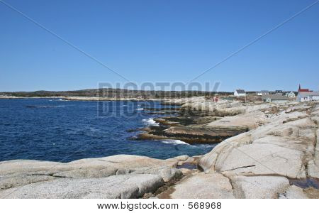 Nova Scotia Shoreline
