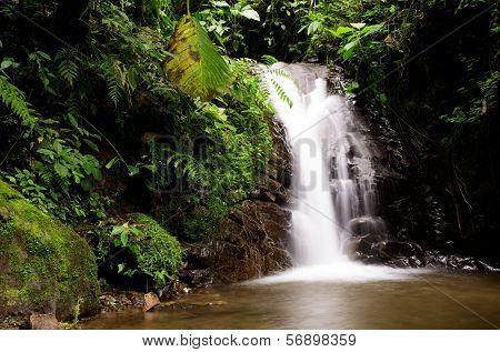 Mindo Waterfall