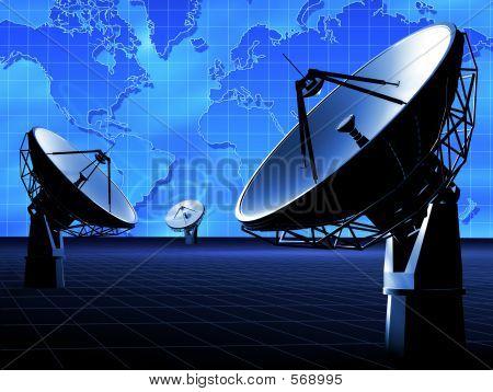Telescópio de rádio