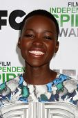 LOS ANGELES - JAN 11:  Lupita Nyong'o at the 2014 Film Independent Spirit Awards Nominee Brunch at