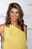 LOS ANGELES - JAN 11:  Lori Loughlin at the Hallmark Winter TCA Party at The Huntington Library on J