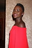 vLOS ANGELES - JAN 12:  Lupita Nyong'o at the HBO 2014 Golden Globe Party  at Beverly Hilton Hotel o