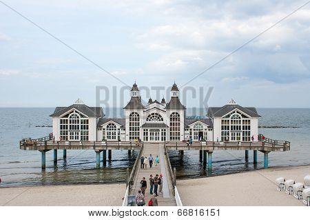 Selliner Seebrücke