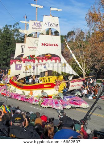 Honda's Float