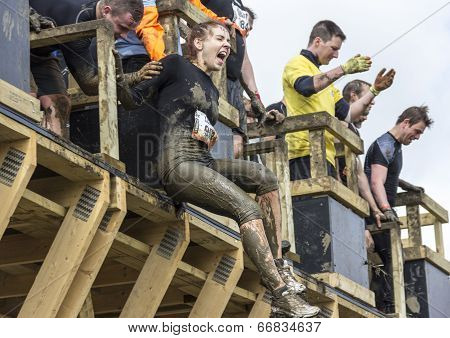 Conquering Fear - Tough Mudder 2013