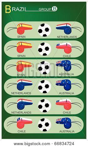 Soccer Tournament Group B