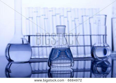 Labolatory Glass