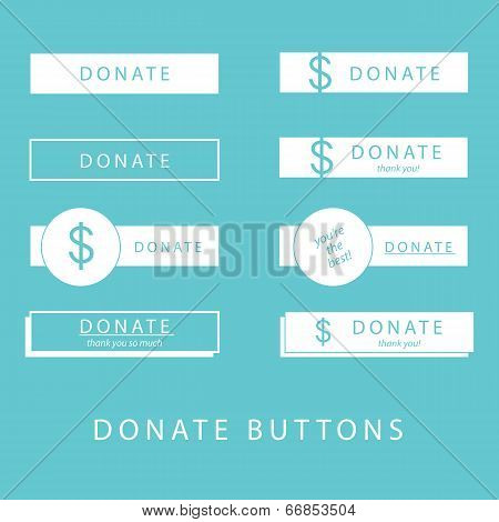 Donate Buttons