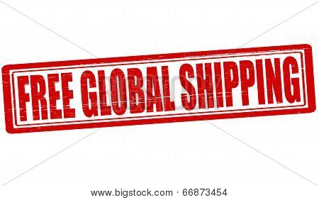 Free Global Shipping