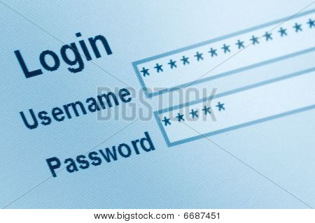 Website Login Macro