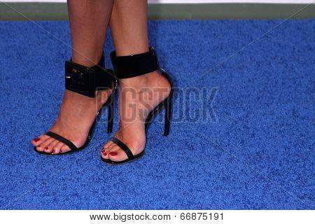 LOS ANGELES - MAY 10:  Asifa Mirza at the 2014 Wango Tango at Stub Hub Center on May 10, 2014 in Carson, CA